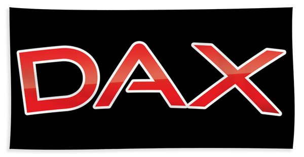 Dax Bath Towel