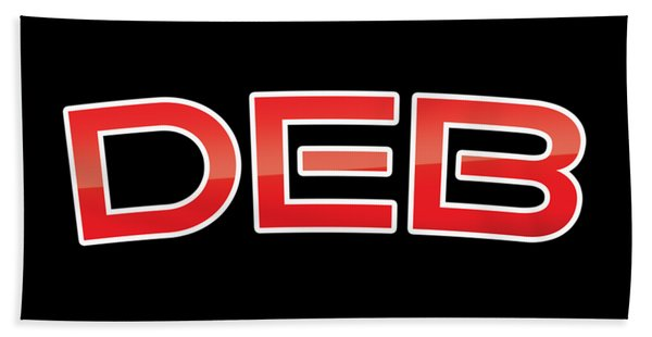 Deb Bath Towel