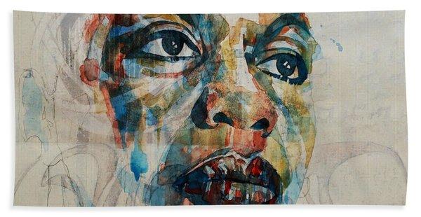 Do What You Gotta Do - Nina Simone  Hand Towel