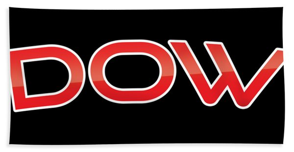 Dow Bath Towel