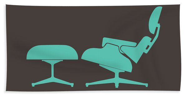 Eames Lounge Chair And Ottoman I Hand Towel
