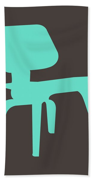 Eames Molded Plywood Chair II Hand Towel
