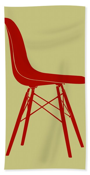 Eames Plastic Side Chair II Hand Towel