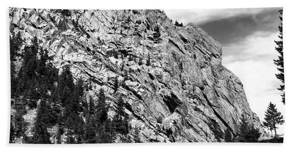 Eldorado Canyon State Park Boulder, Colorado Bath Towel