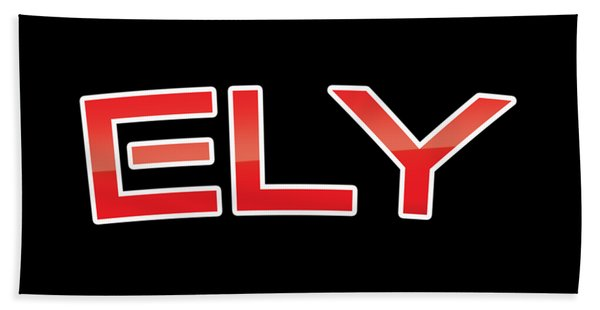 Ely Bath Towel