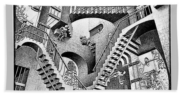 Escher 131 Bath Towel