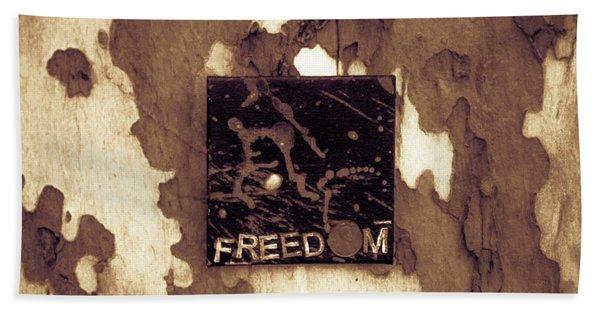 Freedom Hand Towel