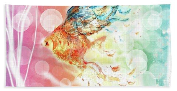Goldfin Hand Towel