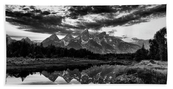Grand Tetons, Wyoming Bath Towel