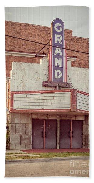 Grand Theatre Hand Towel
