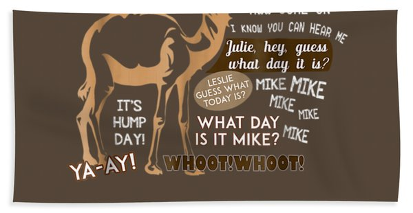 Guess What Day It Is Tshirt Funny Christmas Gift Idea Shirt Hand Towel