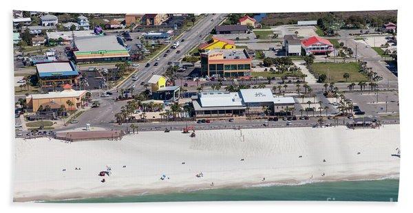 Gulf Shores Beach 7139 Hand Towel