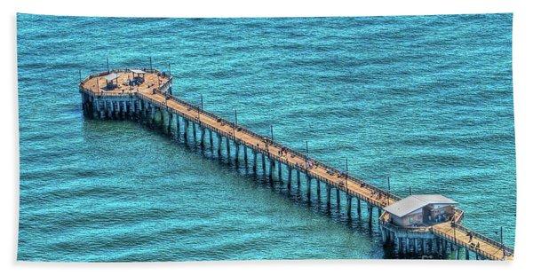 Gulf State Park Pier Bath Towel