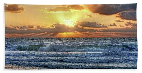 Gulf Waters Hand Towel