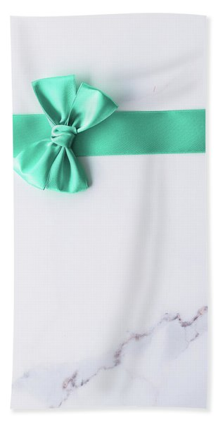 Happy Holidays Iv Hand Towel