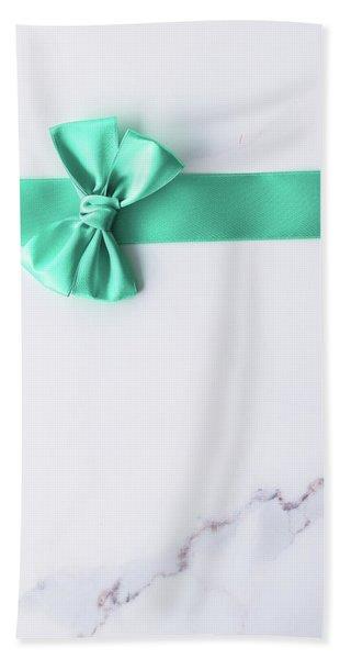 Happy Holidays Iv Bath Towel