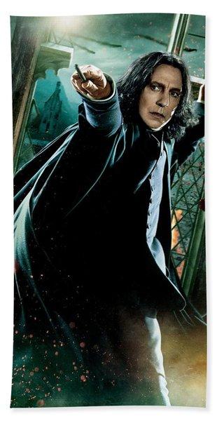 Harry Potter Severus Snape Hand Towel