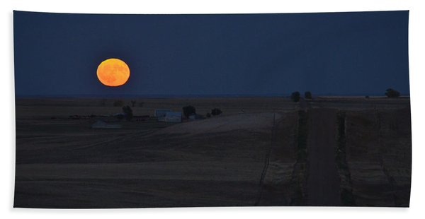Harvest Moon 2 Bath Towel