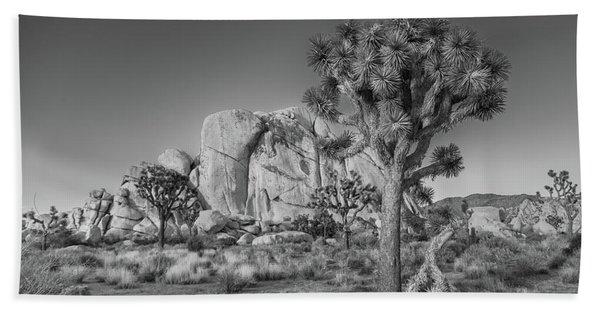 Hidden Valley Rock Bath Towel