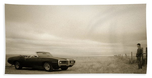 High Plains Drifter Bath Towel