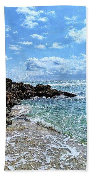 Just Beachy Bath Towel