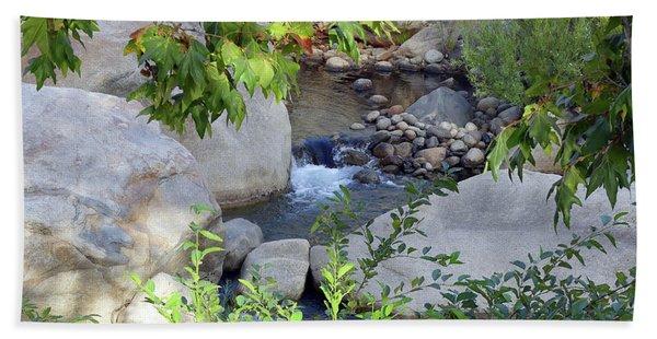 Kaweah River Hand Towel