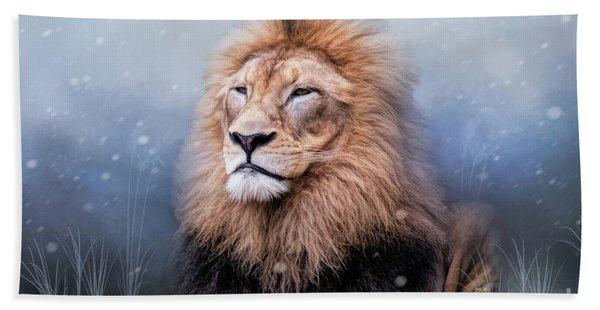 King Winter Bath Towel