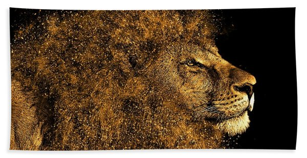 Lion King Hand Towel