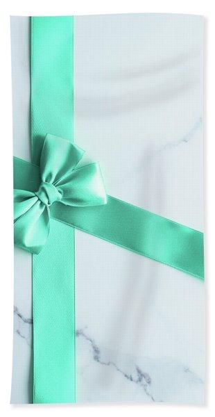 Lovely Gift V Hand Towel