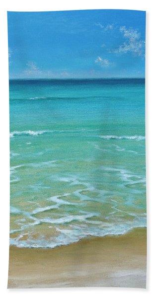 Low Tide Bath Towel
