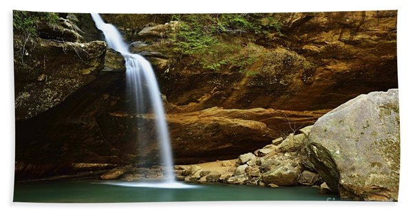Lower Falls Hand Towel