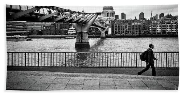 millennium Bridge 02 Hand Towel