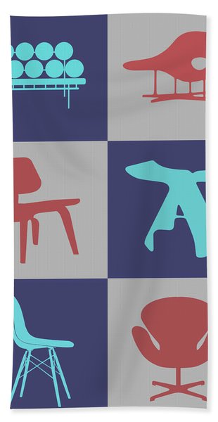 Modern Chair Collection 3 Hand Towel
