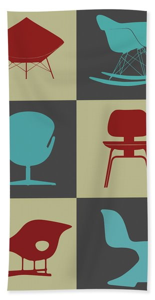 Modern Chair Collection I Hand Towel