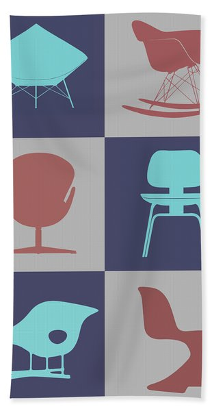 Modern Chair Collection  Hand Towel
