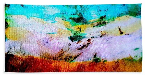 Morning Meadow Hand Towel