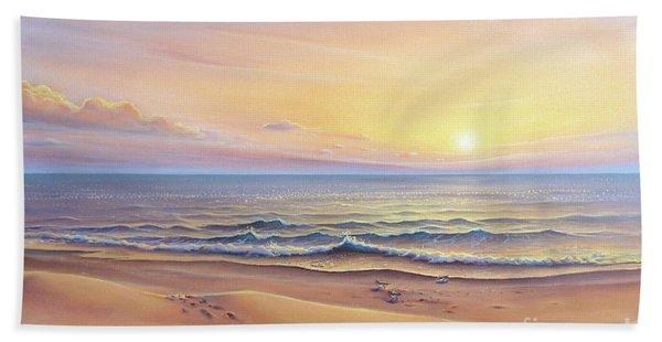 Morning Sea Breeze Bath Towel