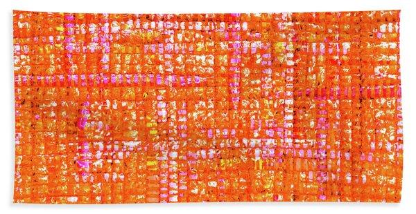Mosaic Tapestry 3 Bath Towel