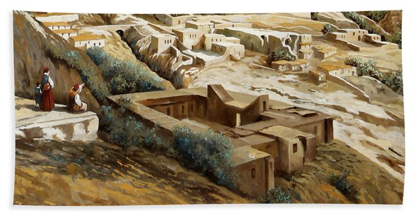 Nazareth Bath Towel