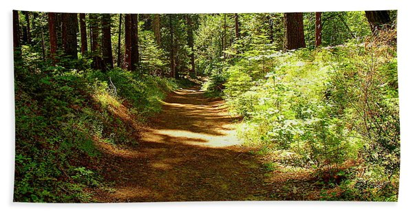 Nelder Grove Trail Bath Towel