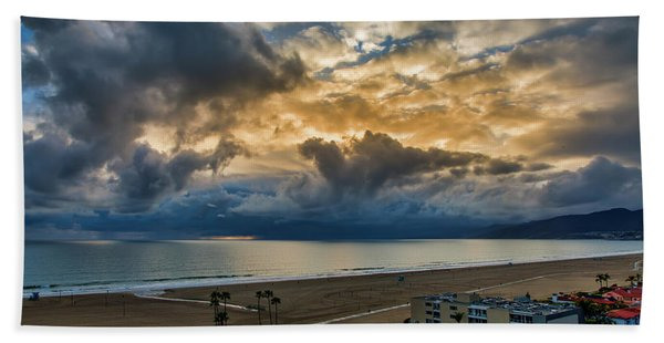 New Sky After The Rain Hand Towel