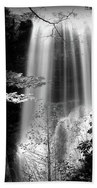 North Carolina Falls Hand Towel