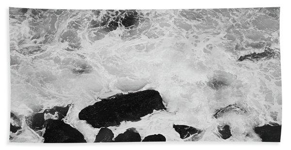 Ocean Memories V Hand Towel