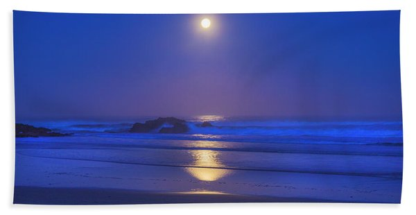 Pacific Moon Bath Towel