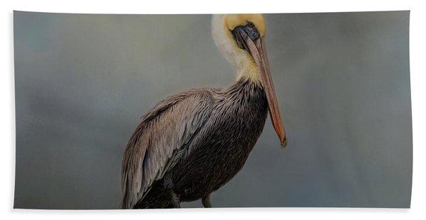 Pelican's Perch Bath Towel