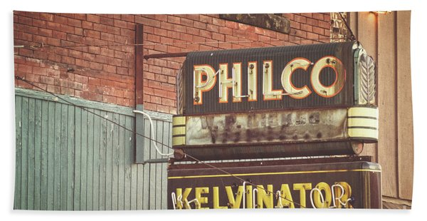 Philco - Kelvinator  Bath Towel
