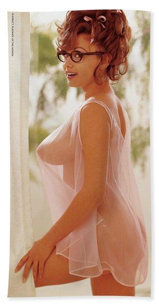 Playboy, Miss March 1967 Bath Towel