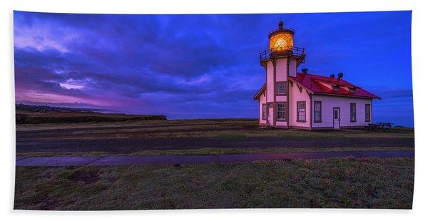 Point Cabrillo Light Station - 3 Bath Towel