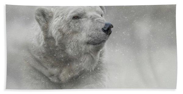 Prince Of The North Pole Bath Towel