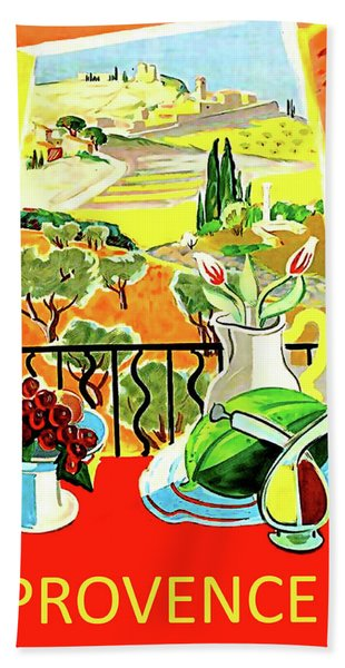 Provence Hand Towel